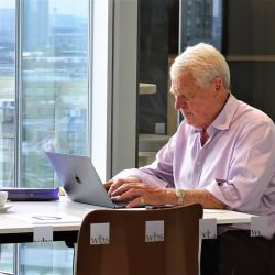 1. Judging Heropreneurs Awards   Judge Lord Paddy Ashdown