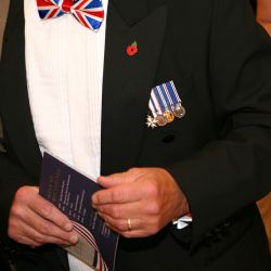 13. Heropreneurs Awards   black tie with medals