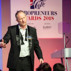 19. Heropreneurs Awards   Keynote speaker veteran Stewart Hill