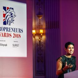23. Heropreneurs Awards   Host Naga Munchetty