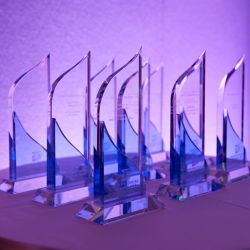 24. Heropreneurs Awards   trophies