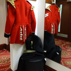 32. Heropreneurs Awards   Welsh Guard uniform