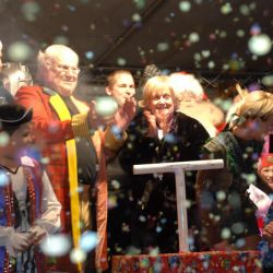 Wycombe District Council Christmas lights launch